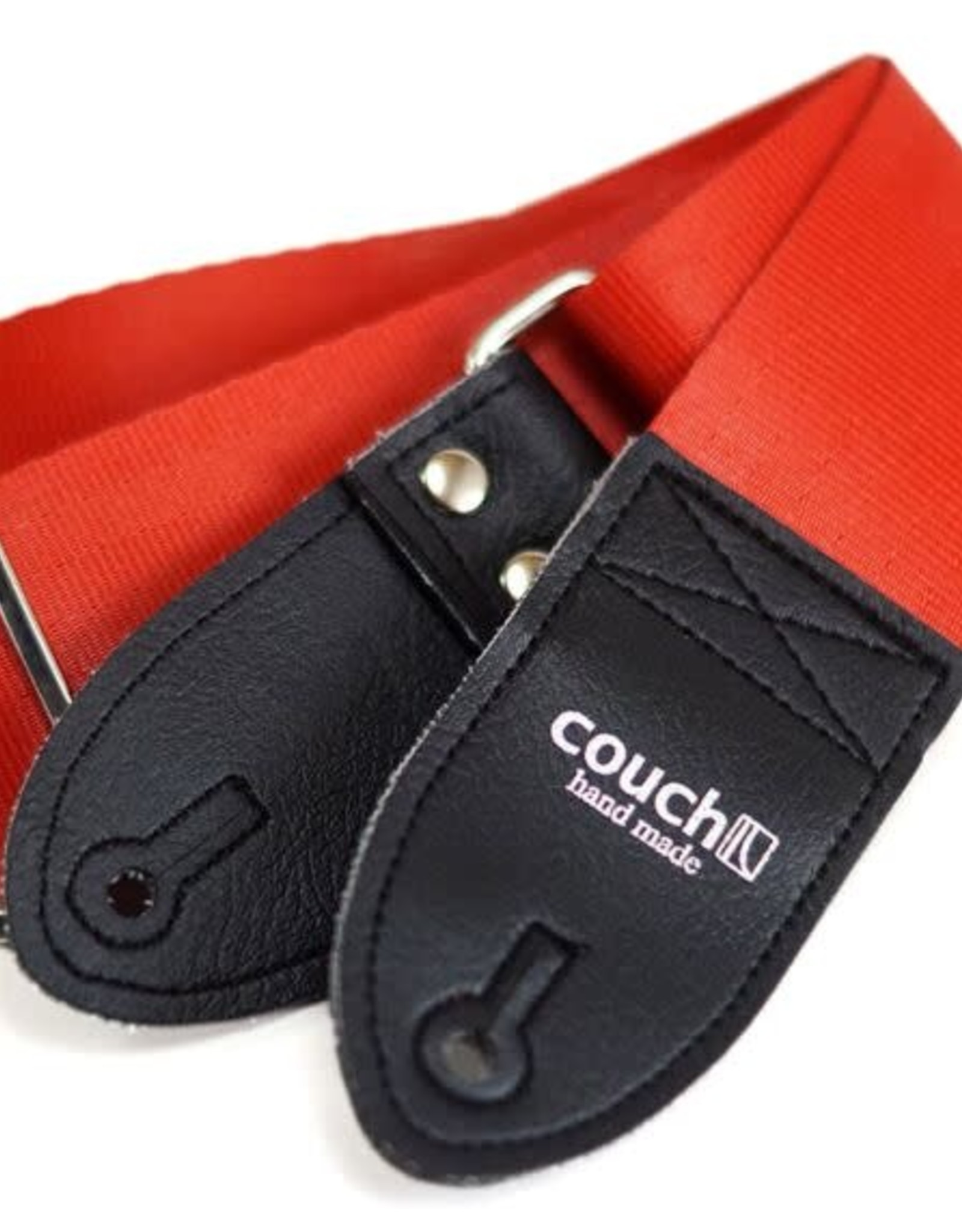 Couch Straps Couch Straps Pure Bright Red Recycled Seatbelt