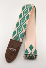 Couch Straps Couch Straps Southwestern Salmon Native American Print