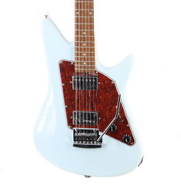 Sterling by Music Man Sterling by Music Man S.U.B. Series Albert Lee Signature in Daphne Blue