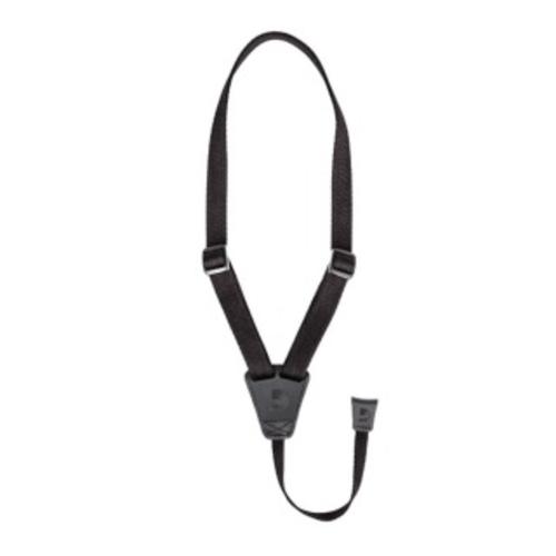 D'Addario D'Addario Eco-Comfort Ukulele Strap, Black