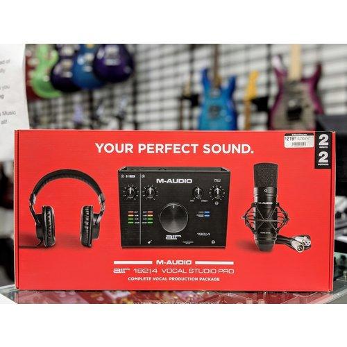 M-Audio M-Audio AIR 192 | 4 Vocal Studio Pro