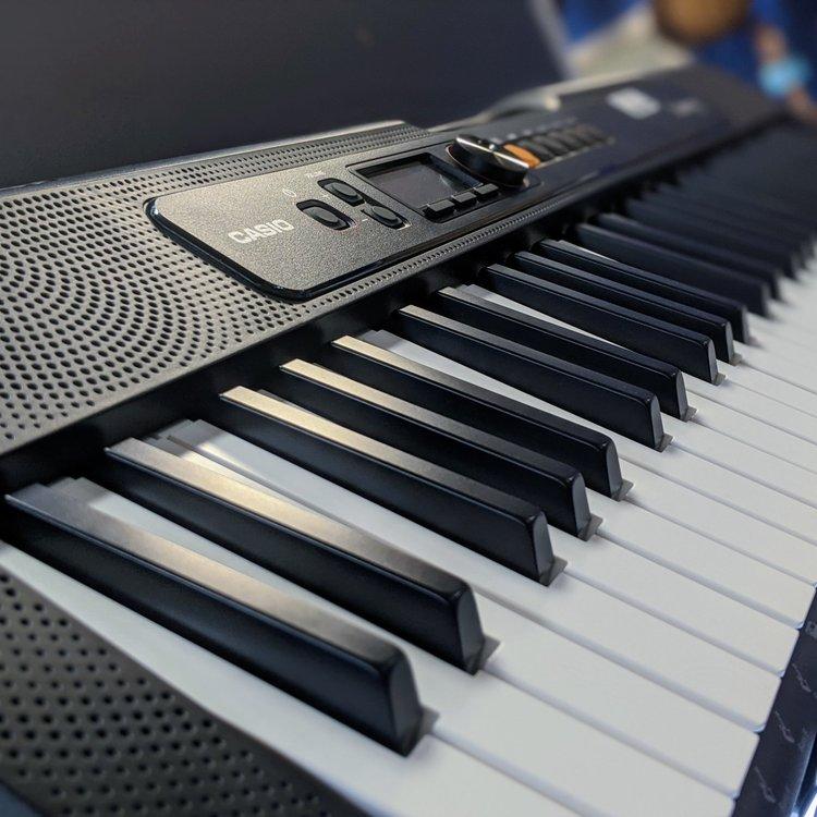 Casio Casio CT-S200 Casiotone Portable Keyboard - Black
