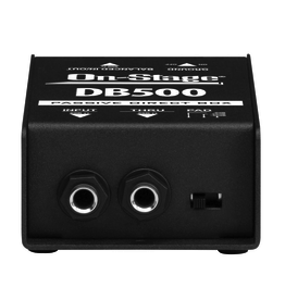 On-Stage On-Stage Passive Direct Box
