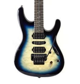 Ibanez Ibanez Nita Strauss JIVAJR Signature Guitar in Deep Sea Blonde