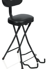 Gator Gator Frameworks Combination Guitar Performance Seat and Single Guitar Stand