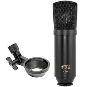 MXL MXL 440: Small Entry-level Studio Condenser Microphone