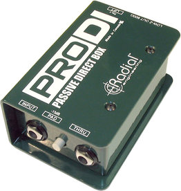 Radial Engineering Radial Engineering ProDI Passive Direct Box