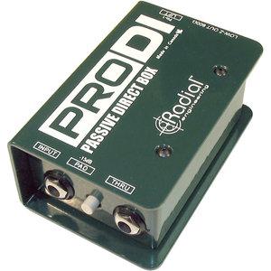 Radial Engineering Radial Engineering ProDI Passive Direct Box
