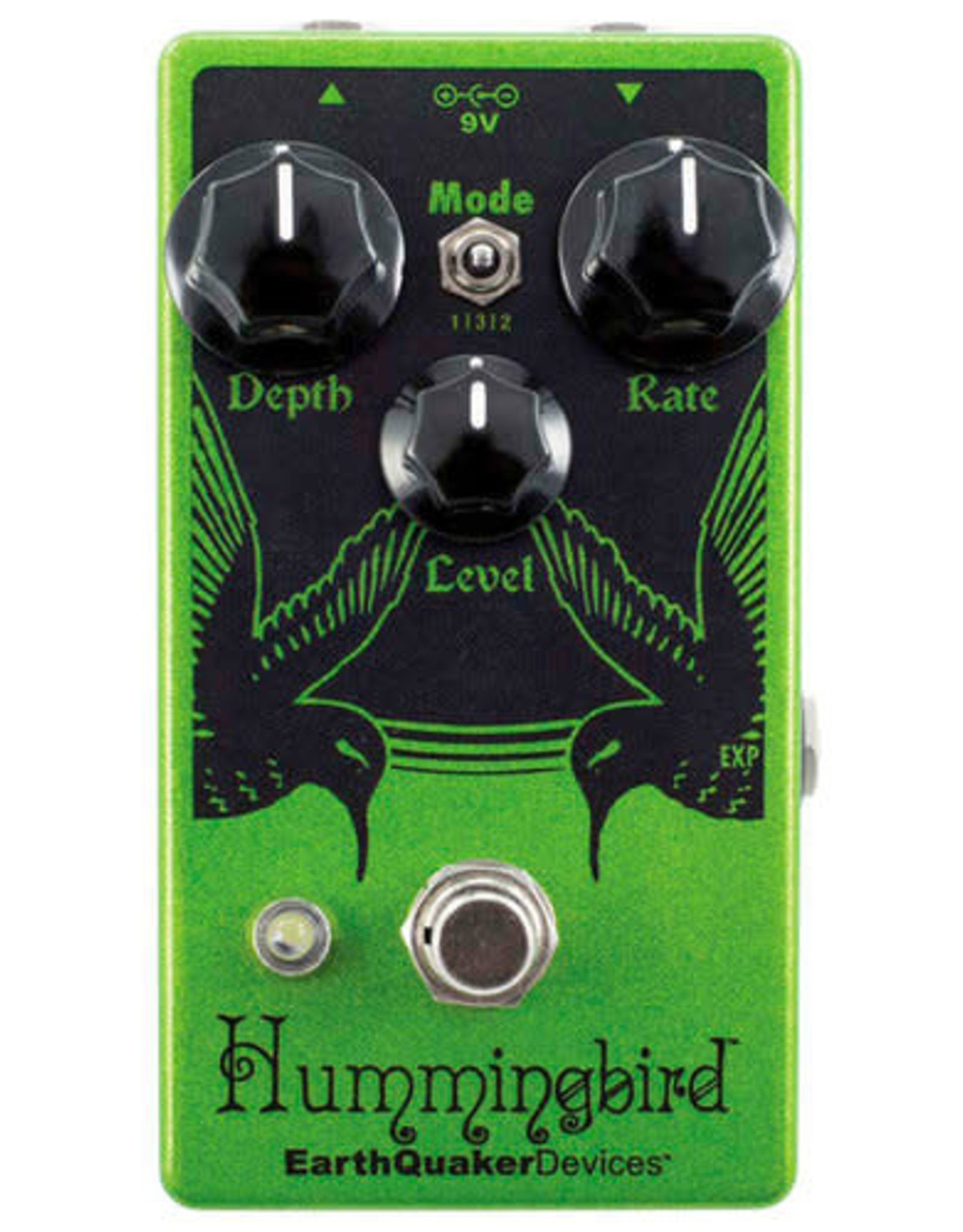 EarthQuaker Devices EarthQuaker Devices Hummingbird V4 Repeat Percussions