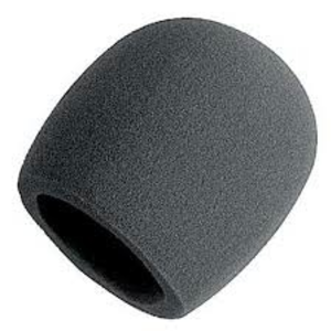 On-Stage On-Stage ASWS58-B Foam Windscreen