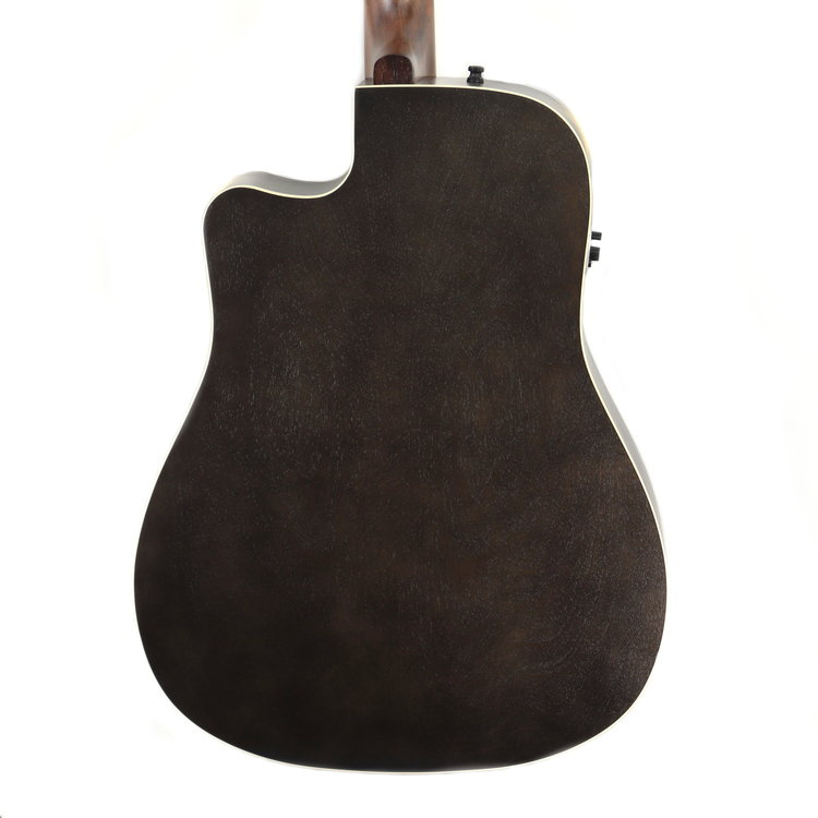 Art & Lutherie Art & Lutherie Americana Faded Black CW Q1T Dreadnought