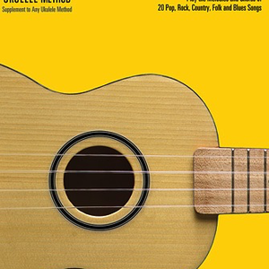 Hal Leonard Hal Leonard More Easy Songs for Ukulele Song Book