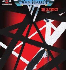 Hal Leonard Van Halen – 30 Classics: Guitar Recorded Versions