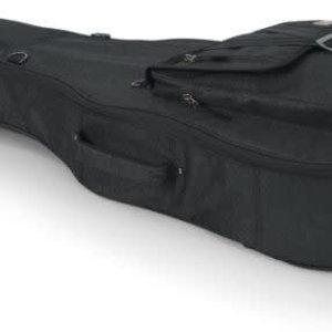Gator Gator Transit Series Acoustic Guitar Gig Bag w/Charcoal Exterior