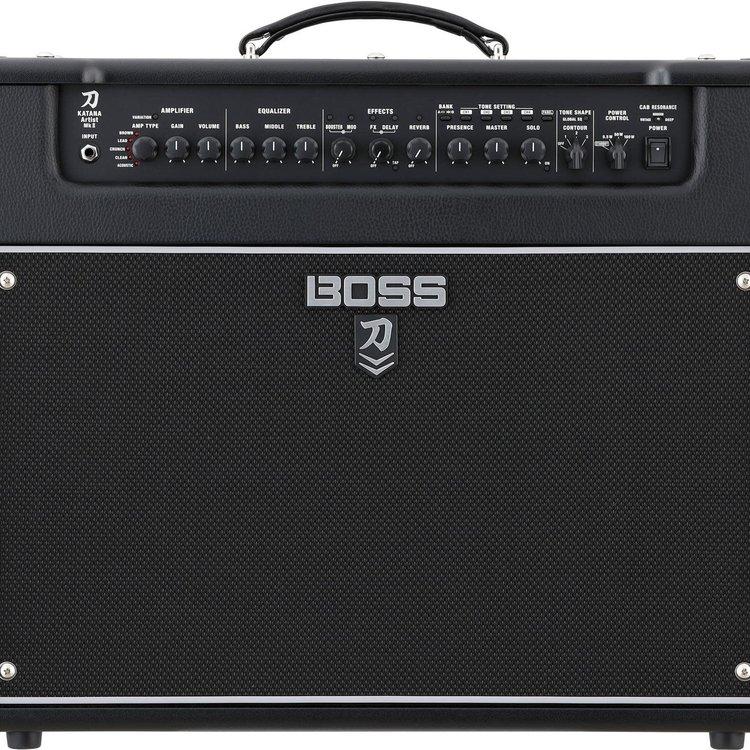 """Boss BOSS Katana Artist 1x12"""" 100-watt Combo Amp MKII"""