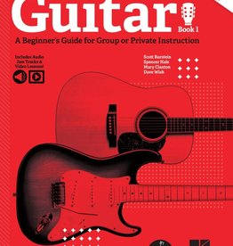 Hal Leonard Modern Band Method - Guitar Book 1