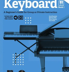 Hal Leonard Modern Band Method - Keyboard Book 1