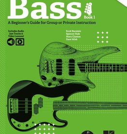 Hal Leonard Modern Band Method - Bass Book 1