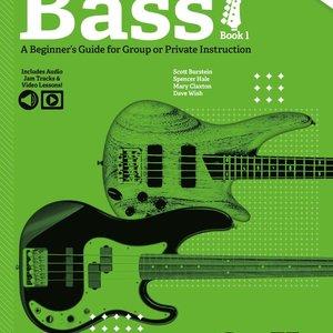 Hal Leonard Modern Band Method - Bass Book 1