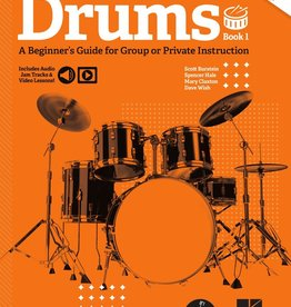 Hal Leonard Modern Band Method - Drums Book 1