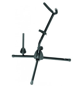 On-Stage On-Stage Alto/Tenor Sax Stand w/ Flute Peg
