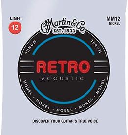 Martin Martin Retro Nickel, Light 12-54