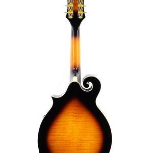 Ibanez Ibanez M522SBS F-Style Mandolin in Brown Sunburst High Gloss