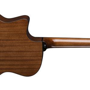 Luna Guitars Luna Gypsy Quilt Ash A/E Gloss Natural