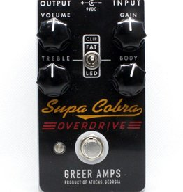 Greer Amplification Co. Greer Supa Cobra Overdrive