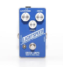 Greer Amplification Co. Greer Lightspeed Organic Overdrive