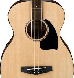 Ibanez Ibanez PCBE12OPN Acoustic Bass Guitar in Open Pore Natural