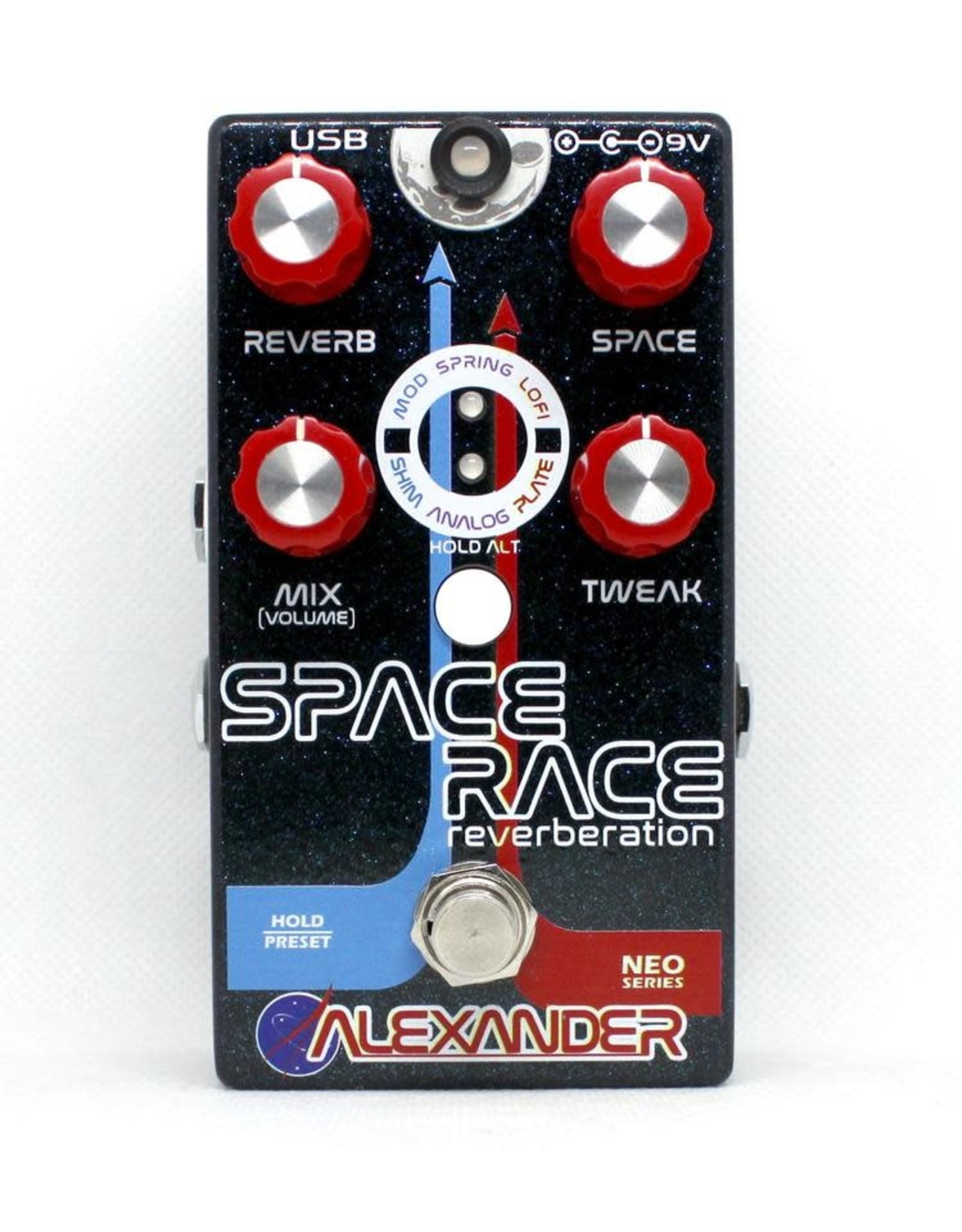 Alexander Alexander Neo Series Space Race Reverberation