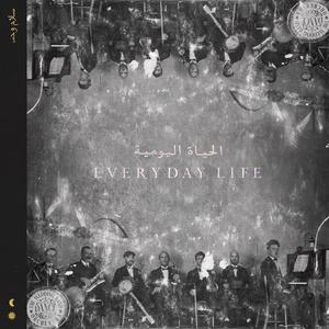 Records Coldplay / Everyday Life (Black Vinyl)