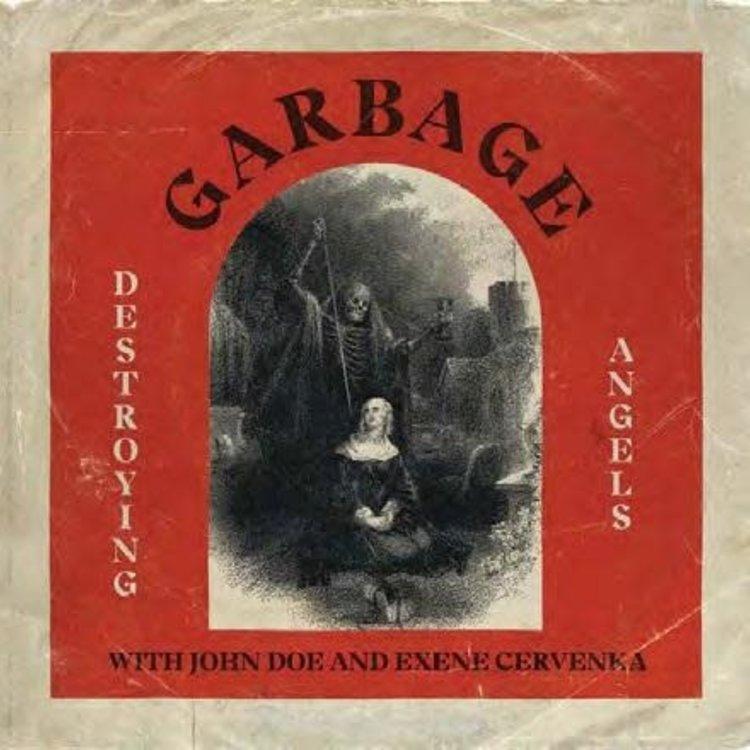 Garbage / Destroying Angels (Black Friday)