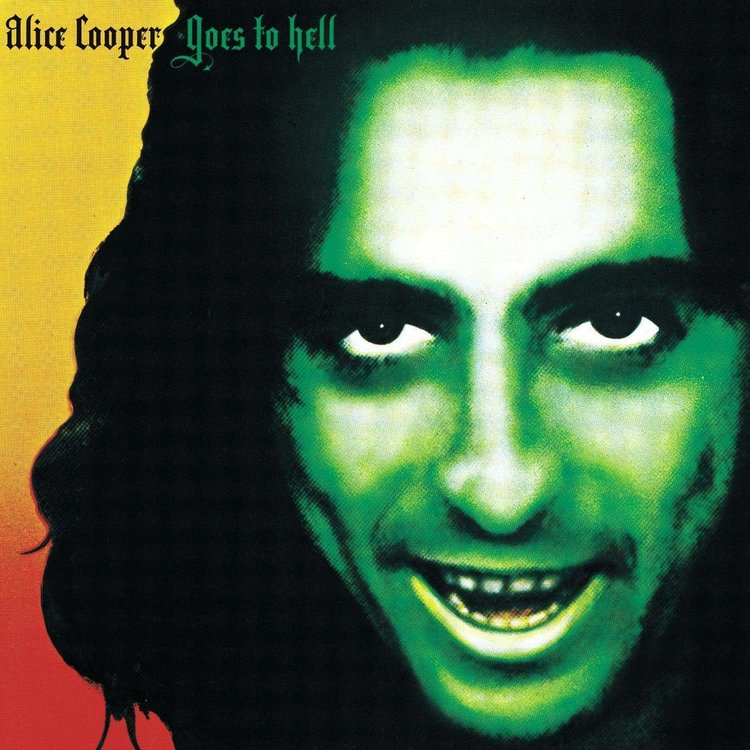 Alice Cooper / Alice Cooper Goes To Hell