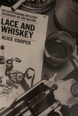 Records Alice Cooper / Lace And Whiskey (Brown LP) (Rocktober)