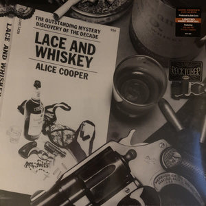 Alice Cooper / Lace And Whiskey (Brown LP) (Rocktober)