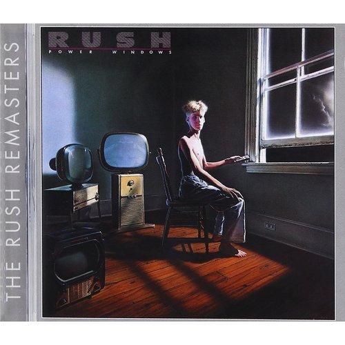 Records Rush / Power Windows (2LP, 200 Gram Vinyl, Remastered)