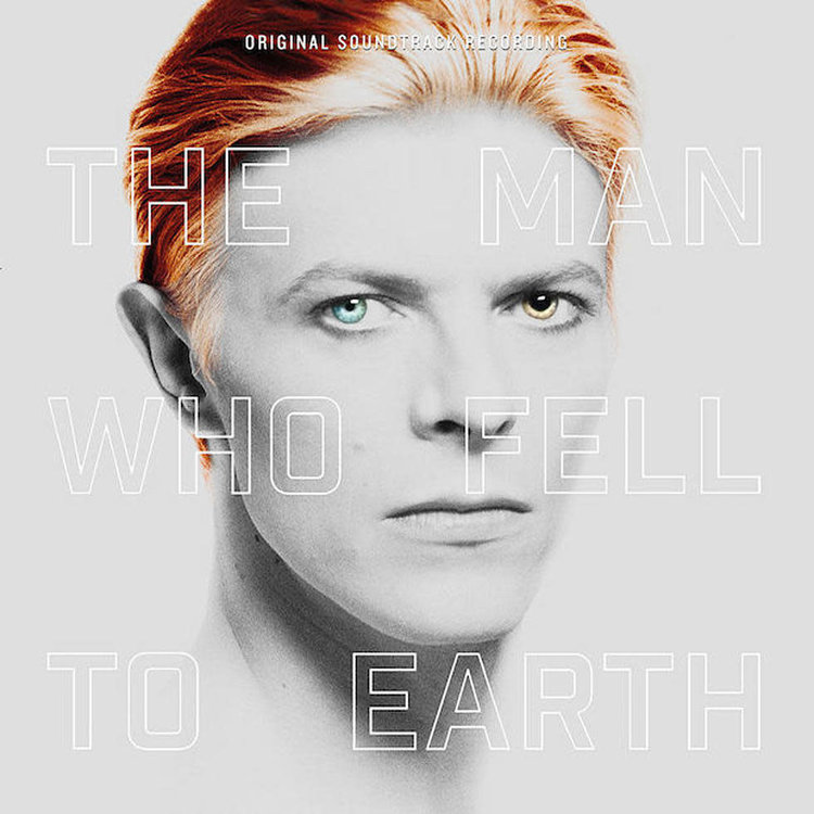 David Bowie & John Phillips / The Man Who Fell To Earth