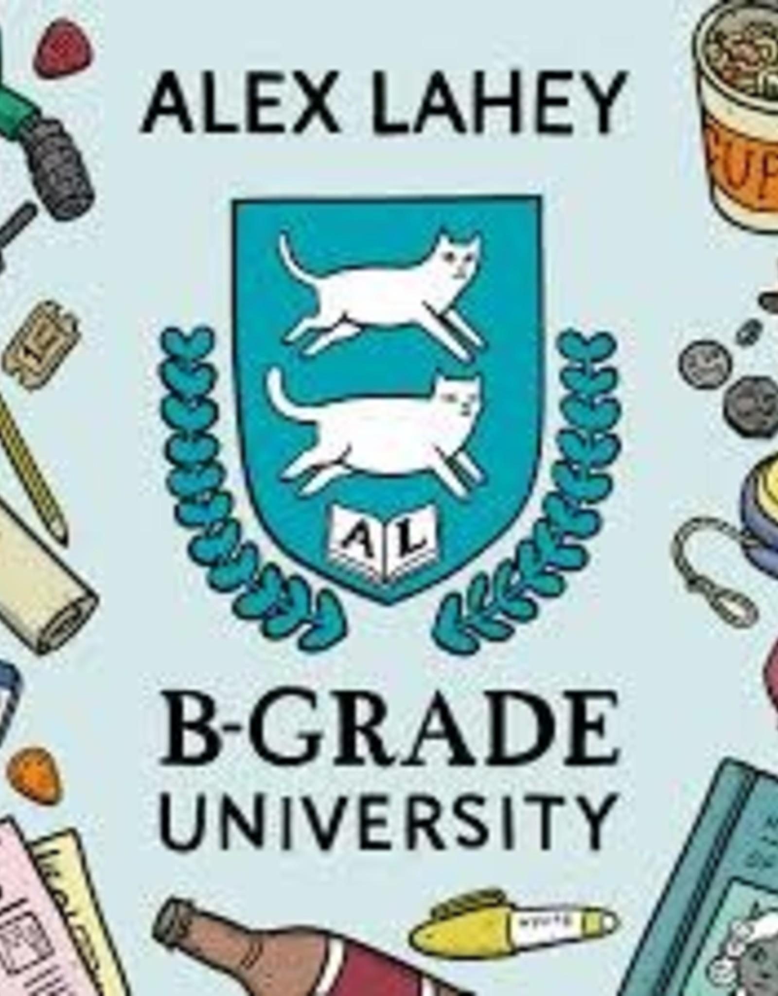 Records Alex Lahey / B-Grade University