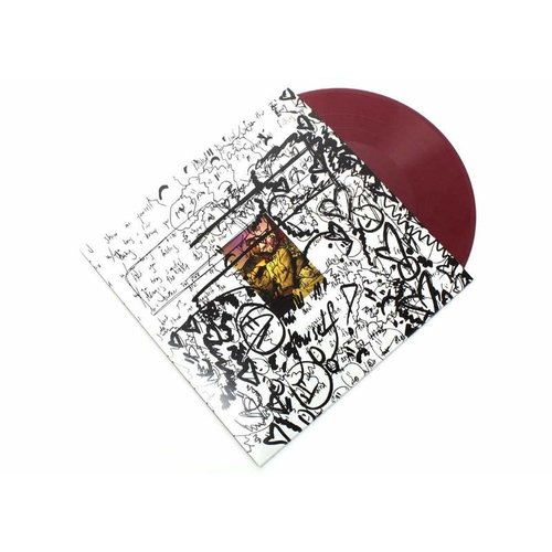 Serpentwithfeet / Blisters (Maroon Vinyl)