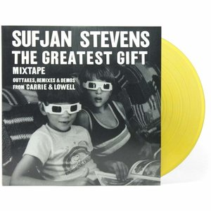 Records Sufjan Stevens / Greatest Gift (Translucent Yellow Vinyl LP)