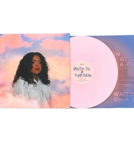 Records KAINA / Next to The Sun (Pink Vinyl)