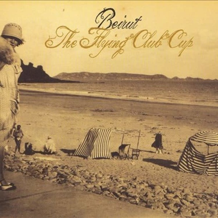 Records Beirut / The Flying Club Cup