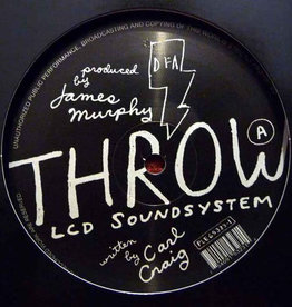 Records LCD Soundsystem & Paperclip People / Throw