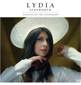 Records Lydia Ainsworth / Darling Of The Afterglow (White Vinyl)
