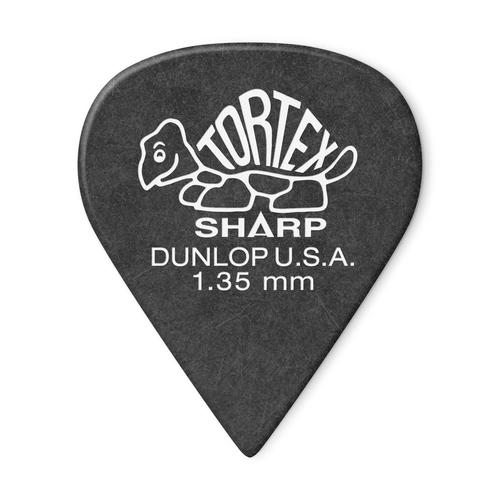 Dunlop Dunlop Tortex Sharp 12pk Picks