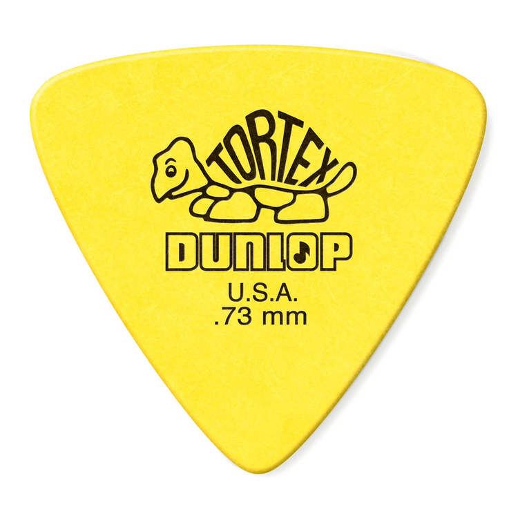 Dunlop Dunlop Tortex Triangle 6pk Picks