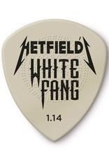 Dunlop Dunlop James Hetfield White Fang 6pk Picks