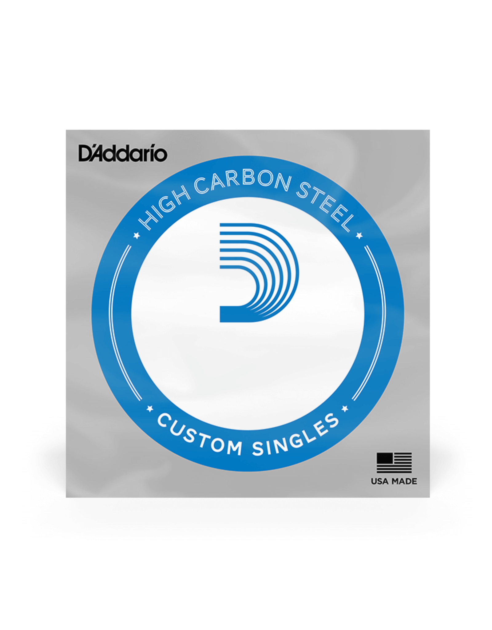 D'Addario D'Addario Plain Steel Single String